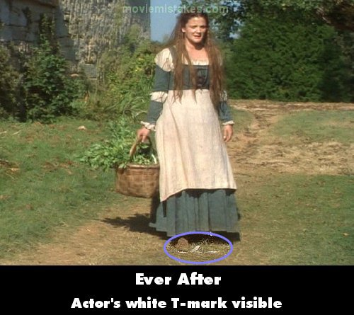 Ever After (1998) movie mistake picture (ID 156706)