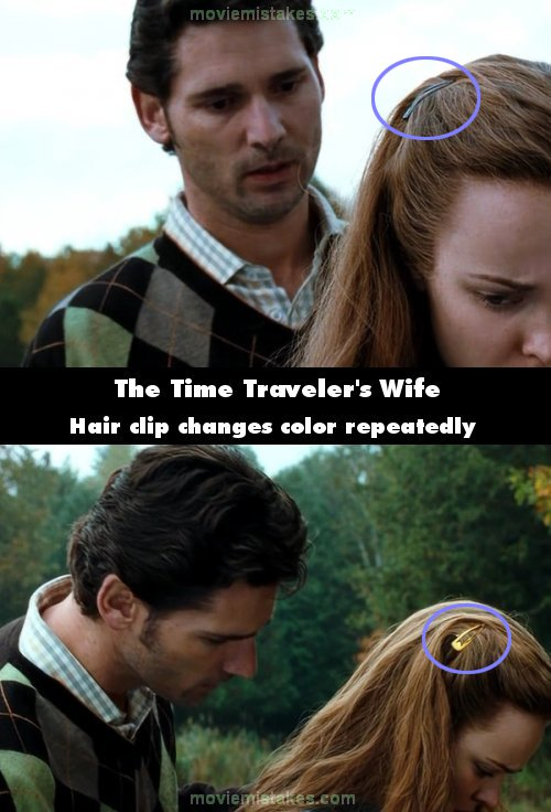 The time travelers wife quotes