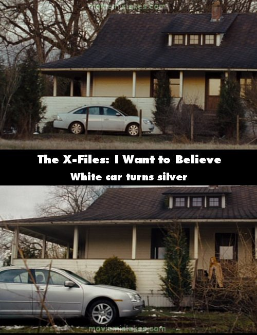 The X-Files: I Want to Believe picture
