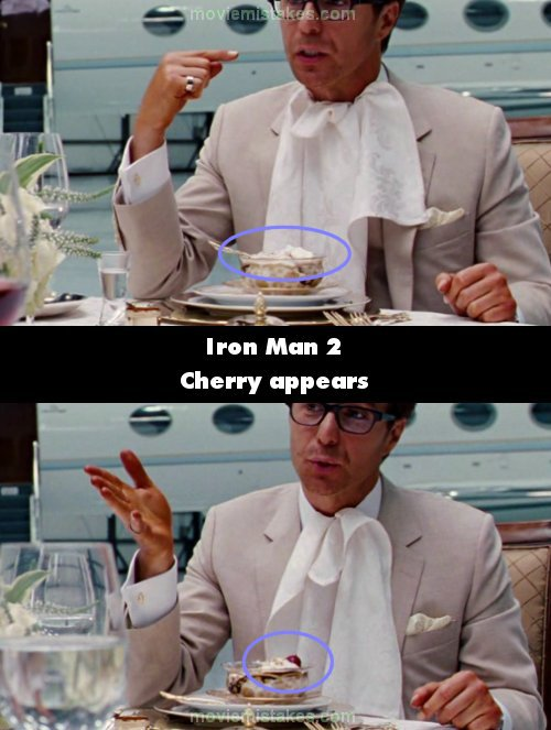 Iron Man 2 mistake picture