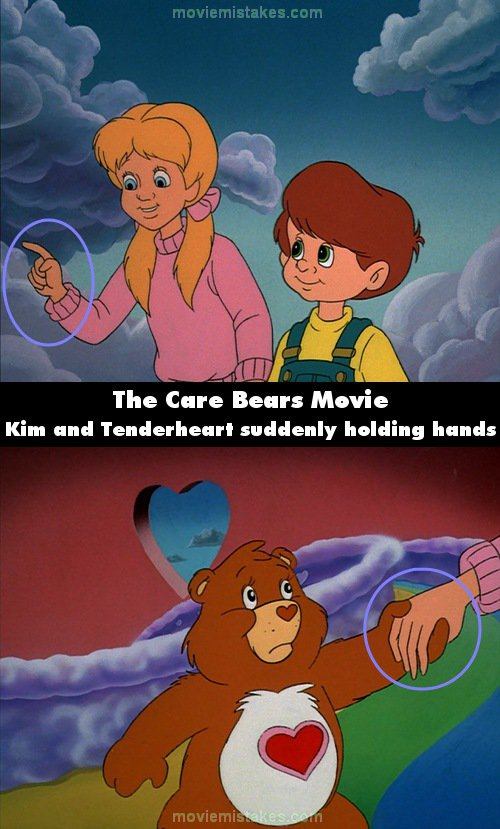 The Care Bears Movie picture