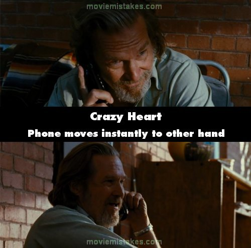 Crazy Heart mistake picture