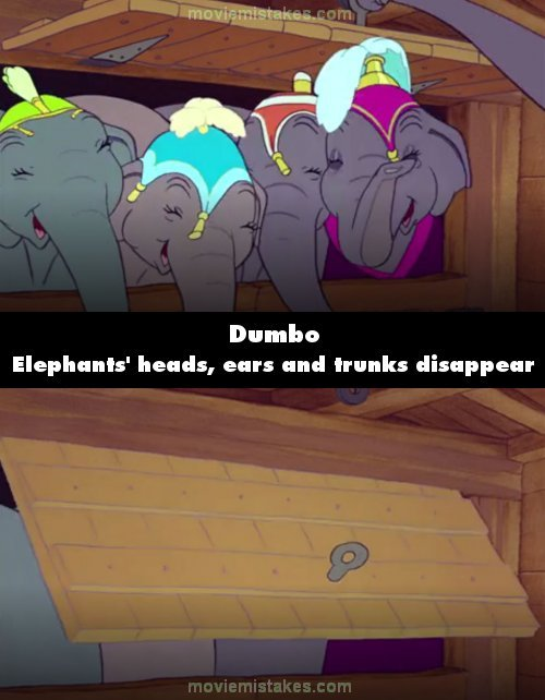 Dumbo mistake picture