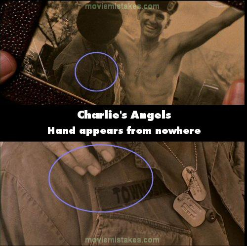 Charlie's Angels mistake picture