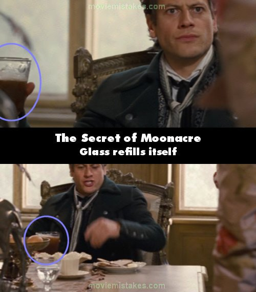 The Secret of Moonacre mistake picture