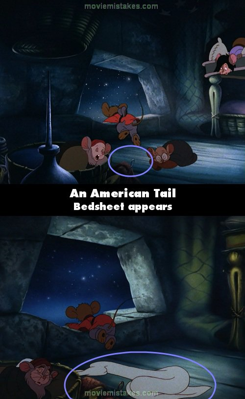An American Tail picture