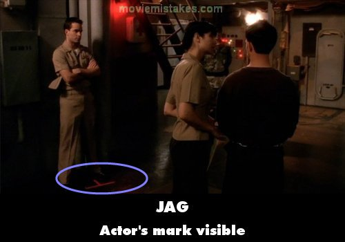 JAG mistake picture