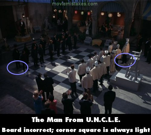 The Man From U.N.C.L.E. mistake picture