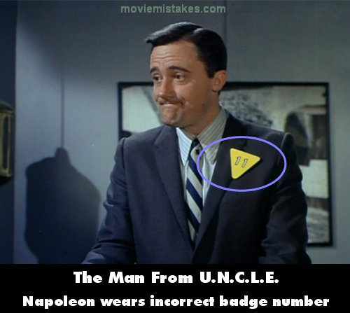 The Man From U.N.C.L.E. picture