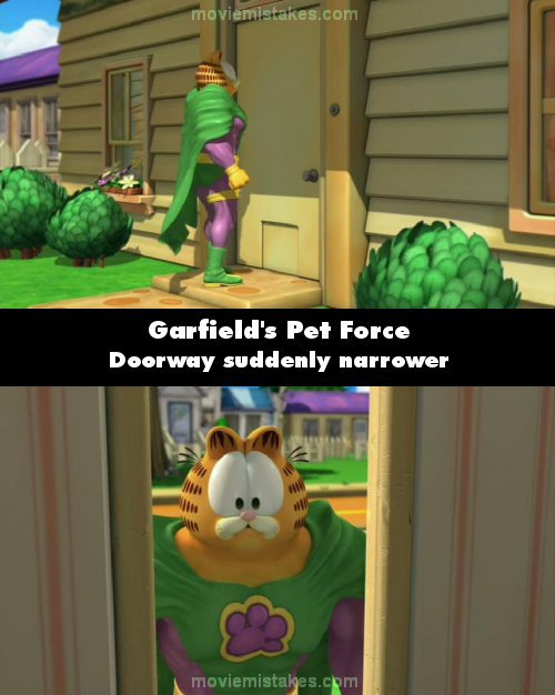 Garfield's Pet Force picture