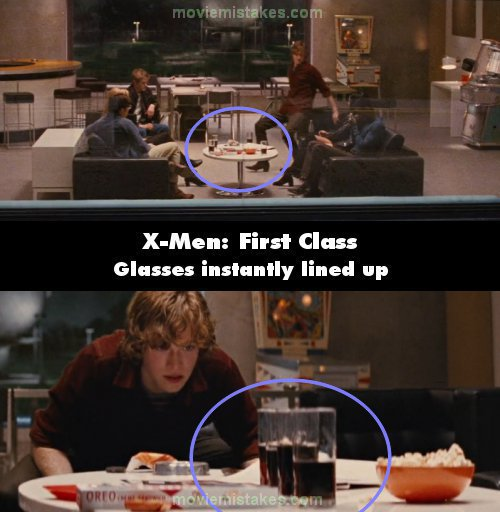 X-Men: First Class mistake picture
