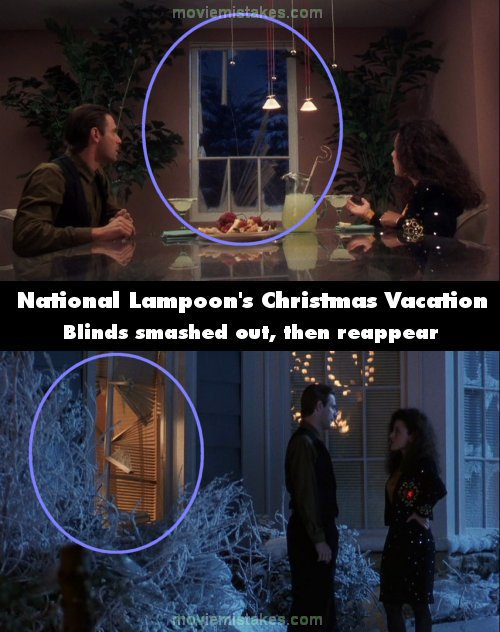 National Lampoonu0027s Christmas Vacation (1989) Movie Mistake Picture (ID  171737)