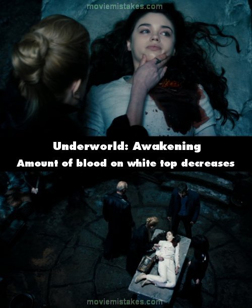 Underworld: Awakening mistake picture