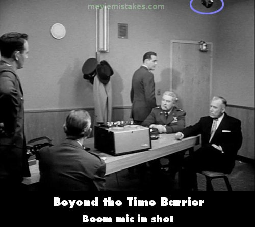 Beyond the Time Barrier picture