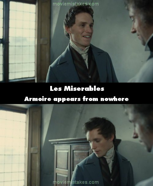 Les Miserables mistake picture