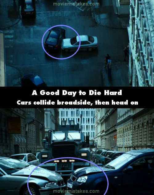 A Good Day to Die Hard mistake picture