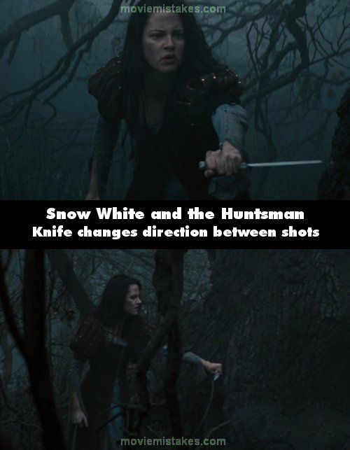 Snow White and the Huntsman mistake picture
