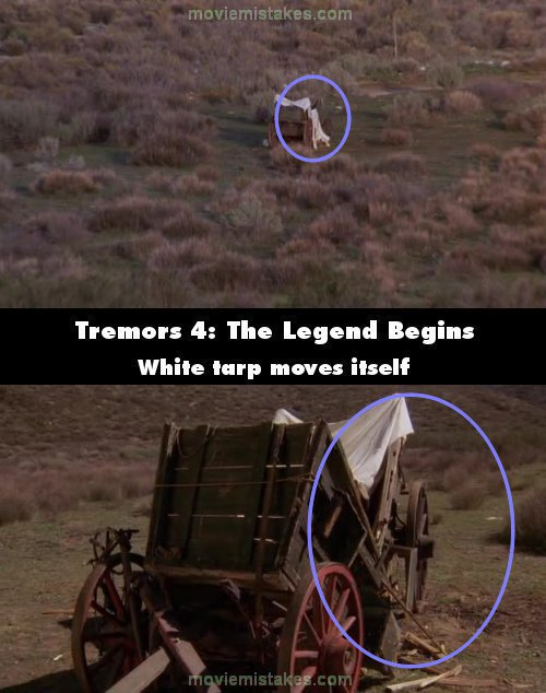 Tremors 4: The Legend Begins mistake picture