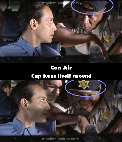 Con Air mistake picture