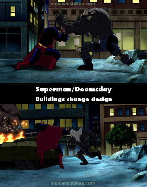 Superman/Doomsday picture