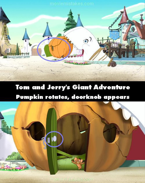 Tom and Jerry's Giant Adventure picture