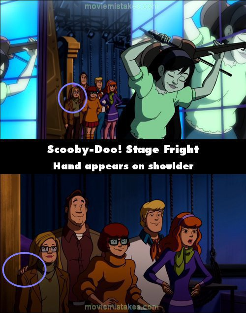 Scooby-Doo! Stage Fright picture