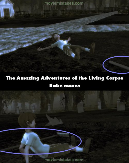 The Amazing Adventures of the Living Corpse picture