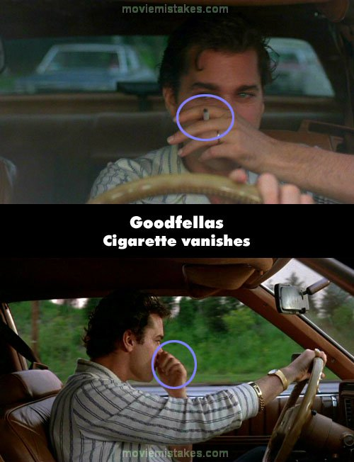 Goodfellas mistake picture