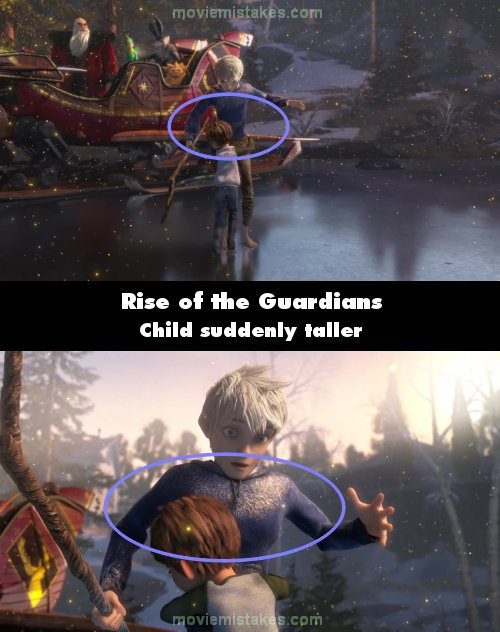 Rise Of The Guardians 2012 Movie Mistake Picture Id 198735