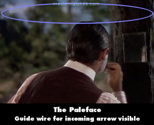 The Paleface mistake picture