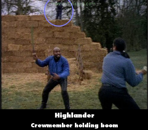 Highlander mistake picture