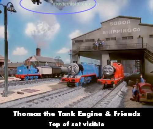 Thomas the Tank Engine & Friends mistake picture