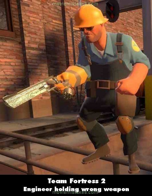 Team Fortress 2 mistake picture