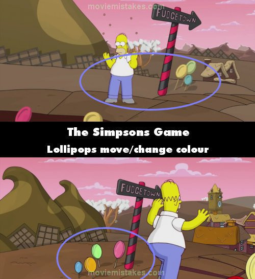 The Simpsons Game picture