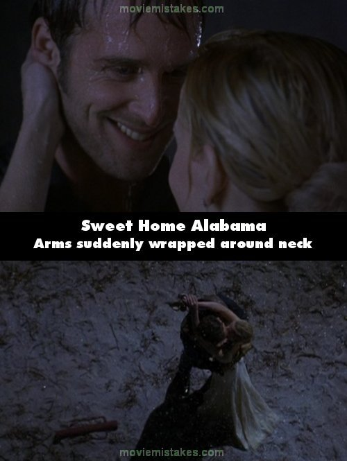 Sweet Home Alabama Movie Quotes Cool Sweet Home Alabama 48 Movie Mistake Picture ID 48