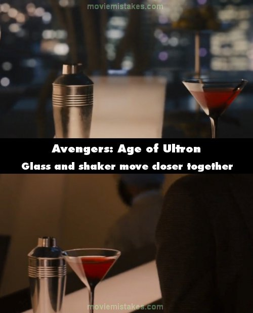 Avengers: Age of Ultron mistake picture