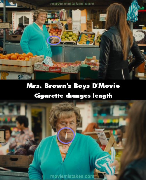 Mrs. Brown's Boys D'Movie picture