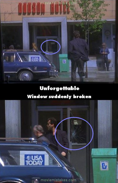Unforgettable mistake picture