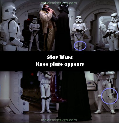 Star Wars mistake picture