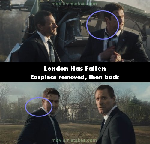 London Has Fallen mistake picture