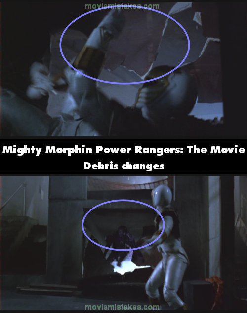 Mighty Morphin Power Rangers: The Movie picture