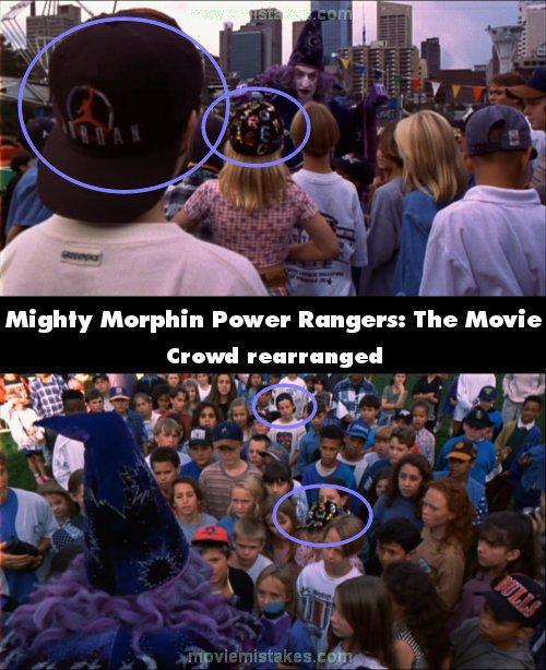 Mighty Morphin Power Rangers: The Movie (1995) Movie
