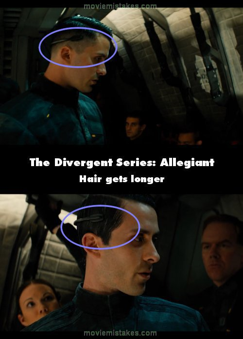 The Divergent Series: Allegiant mistake picture
