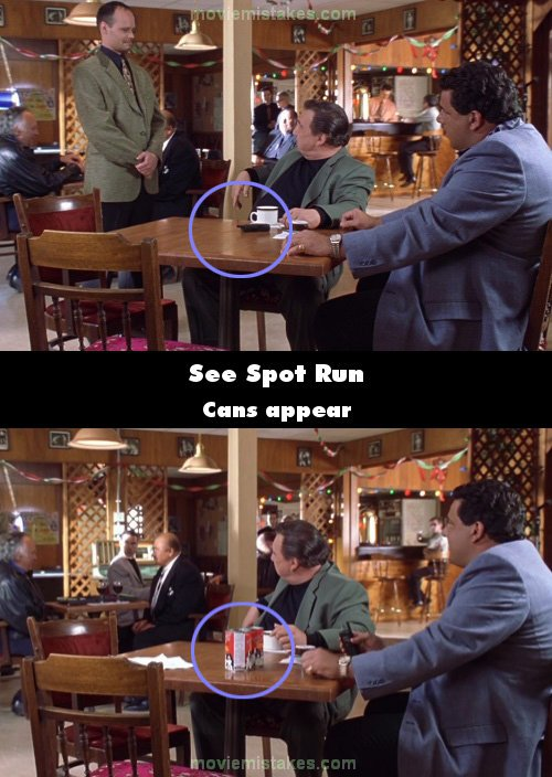 See Spot Run 2001 Movie Mistake Picture Id 224947
