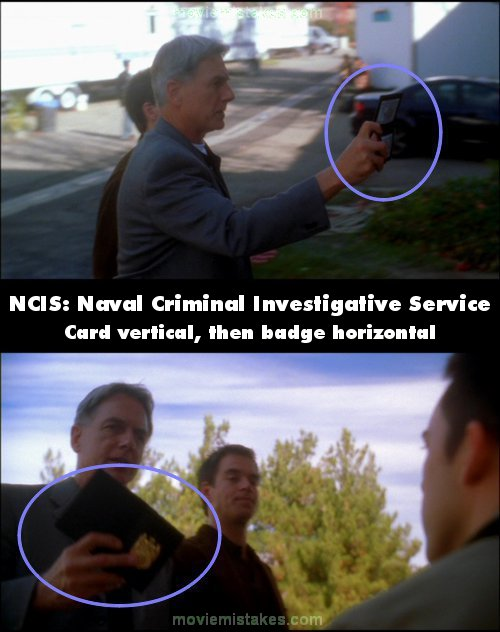 an analysis of the symbols used in the tv program ncis Characters featuring in ncis special agent leroy jethro gibbs his actual tenure with ncis is one of the show's inconstancies tvcom go to ncis.