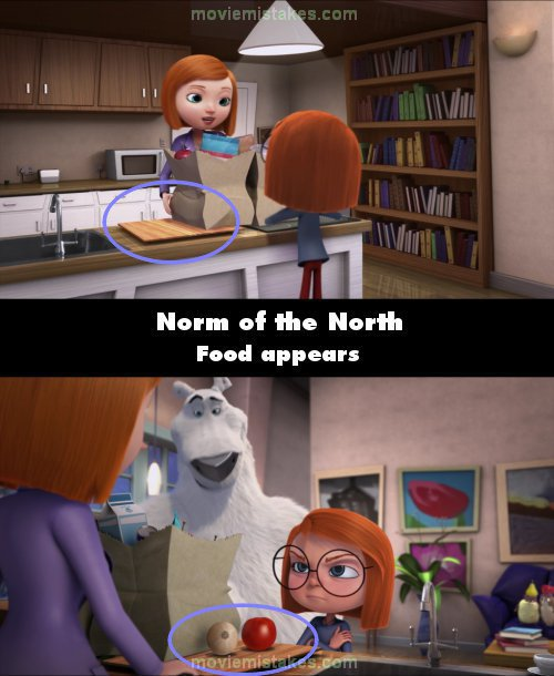 Norm of the North mistake picture