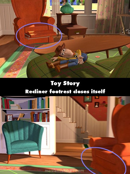 33 Biggest Mistakes In Toy Story Movies