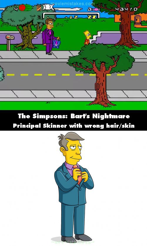The Simpsons: Bart's Nightmare picture