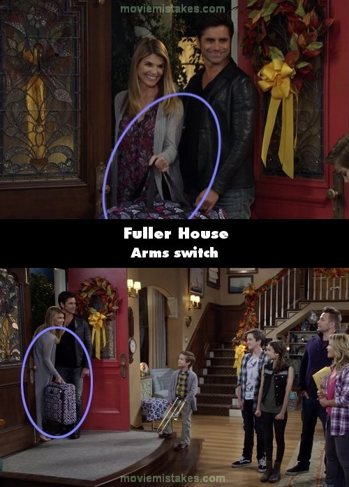 Fuller House mistake picture