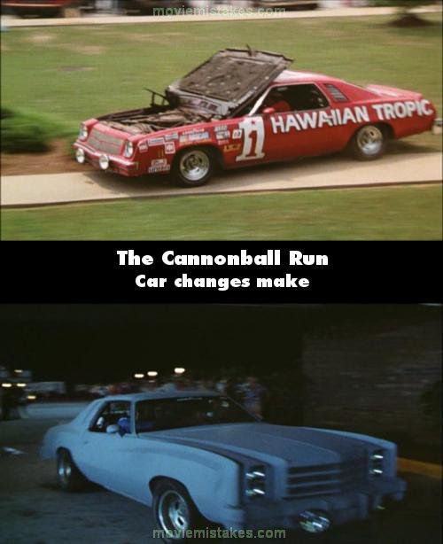The Cannonball Run picture